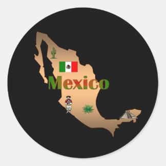 Mexico klistermärke