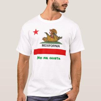 Mexifornia flagga t shirt