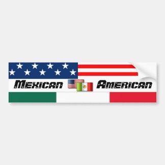 Mexikan-Amerikan bildekal