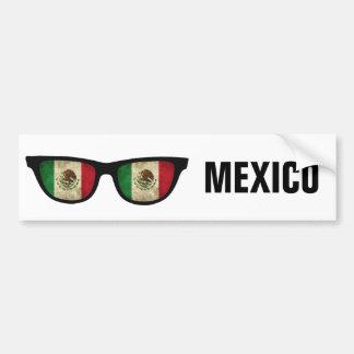 Mexikanen skuggar beställnings- text- & bildekal