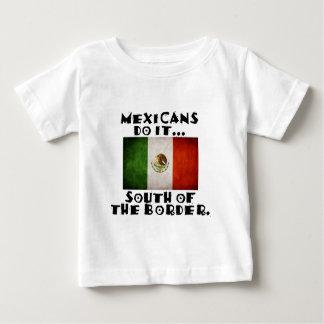 Mexikaner gör det…, Söder av gränsen Tröja