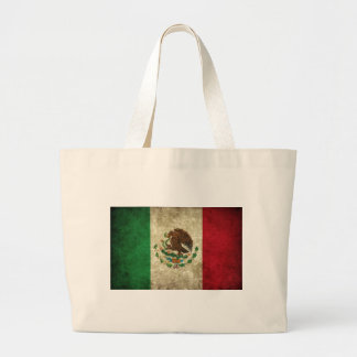 mexikansk flagga jumbo tygkasse