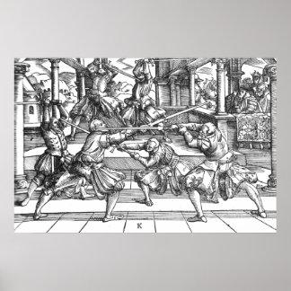 Meyer Longsword affisch 1570