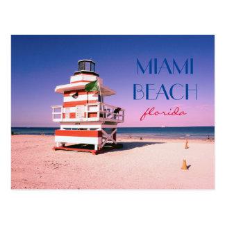 Miami Beach Florida #01 Vykort