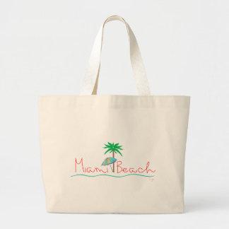 Miami Beach Florida, handflatan, coola Jumbo Tygkasse