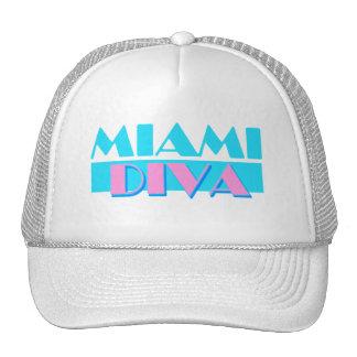 """""""Miami Diva"""" hatt Keps"""