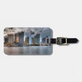 Miami Florida Bagagebricka