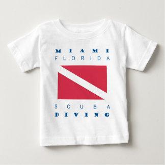 Miami Scuba T-shirt