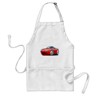 Miata röd bil 1990-98 förkläde