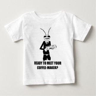 MIB möter din Coffeemaker T Shirts