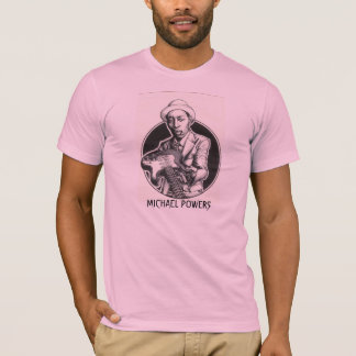 MICHAEL DRIVER välsignat är T-tröja Tee Shirt