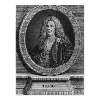 Michel Etienne Turgot Vykort