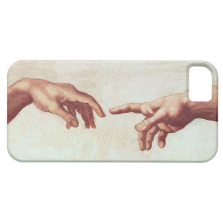 Michelangelo händer iPhone 5 Case-Mate skydd
