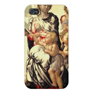 Michelangelo Manchester Madonna iPhone 4 Hud