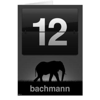Michele Bachmann Hälsningskort