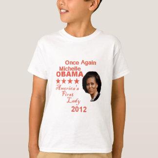 Michelle 2012 tee shirt