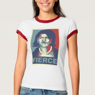 Michelle Obama är våldsam som helvete T Shirts