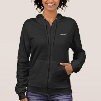 Michelles Sleeveless svart t-skjorta Tröjor