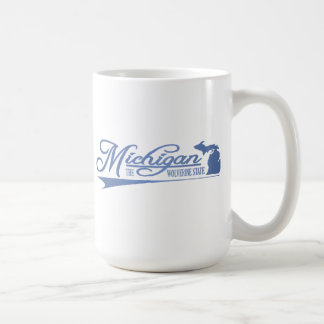Michigan av min kaffemugg