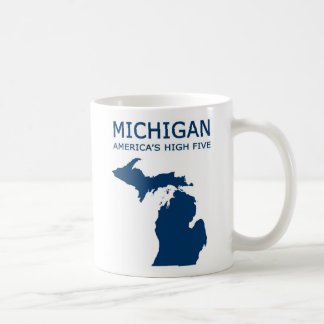 Michigan H5 Kaffemugg