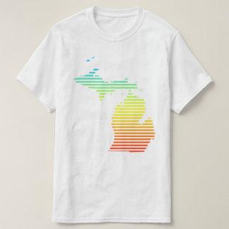 michigan kyla bleknar t-shirt