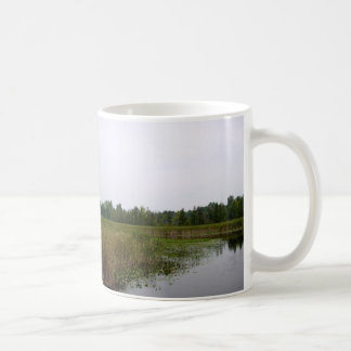 Michigan marsh kaffemugg