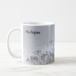 Michigan övrepeninsulamugg kaffemugg