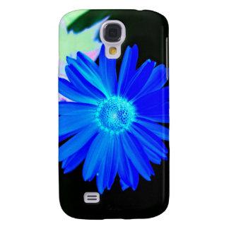 Midnatt blåttdaglilja galaxy s4 fodral