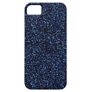 midnatt fodral för blåttglitteriphone 5 iPhone 5 hud