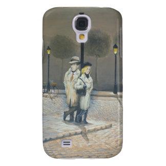 Midnatt i Paris Galaxy S4 Fodral