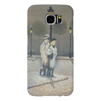 Midnatt i Paris Samsung Galaxy S6 Fodral