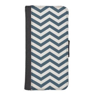 Midnatt kräm- fodral för plånbok för sparreiPhone