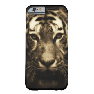 Midnatt tiger barely there iPhone 6 fodral