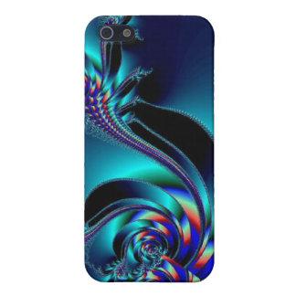 Midnatta blått iPhone 5 cover