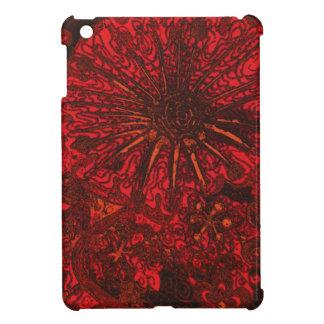 Midnatta Flowers. iPad Mini Mobil Skydd