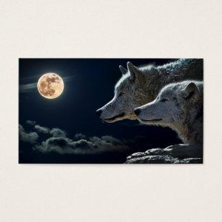 Midnatta varger visitkort