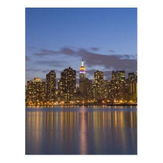 Midtown Manhattan Vykort