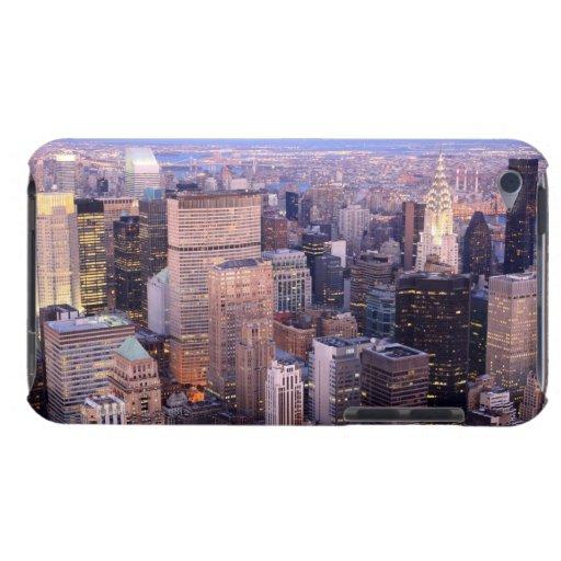 Midtown och övreöstlig sida barely there iPod case