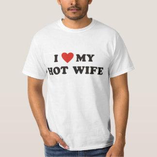 Mig <3 min varma fruT-tröja T-shirt