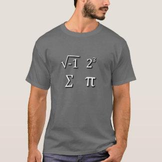 mig 8 summa Pi T-shirt