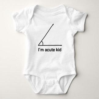 Mig akut unge för förmiddag t shirt