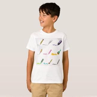 Mig älskare för bok för förmiddagförfattareT-tröja T Shirt