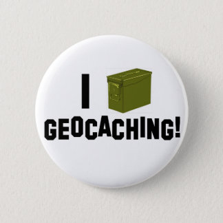 Mig (Ammo kan), Geocaching! Standard Knapp Rund 5.7 Cm