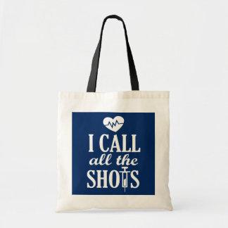 Mig appell som alla Shotssjuksköterska hänger lös Budget Tygkasse