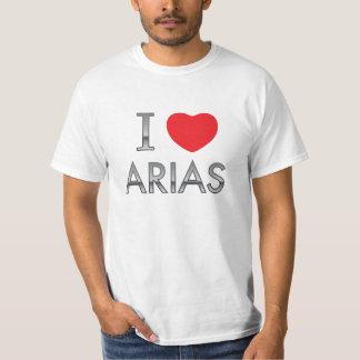 MIG ARIAS <3 TSHIRTS