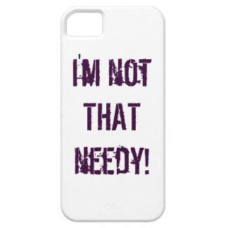 Mig behöva förmiddag inte SOM! iPhone 5 Cases