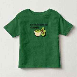 Mig bekymrad abou för förmiddag GUACAMOLEN! T Shirts