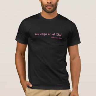 """""""Mig cagoen el Che."""", vid den kollektiva Carlos T Shirts"""