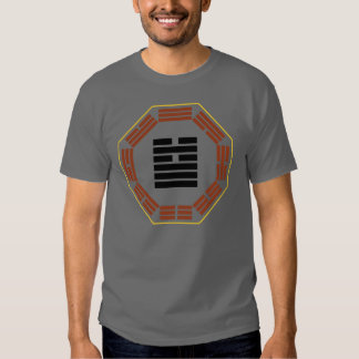 """Mig Ching Hexagram 5 Hsu """"som väntar """", Tee Shirts"""