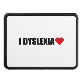 Mig Dyslexiakärlekhjärta Dragkroksskydd